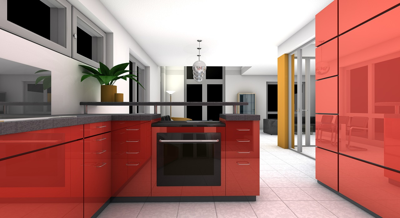 Drewno w kuchni nowoczesnej –  Kuchnie drewniane nowoczesne – kuchnie na wymiar Gorzów