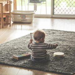 Jakie zabawy w domu najbardziej lubią dzieci?