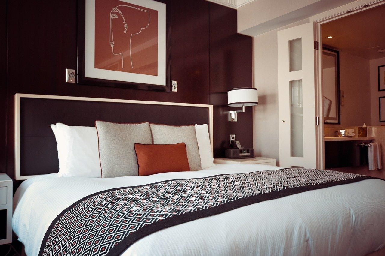 Sypialnia – strefa wyciszenia i relaksu.