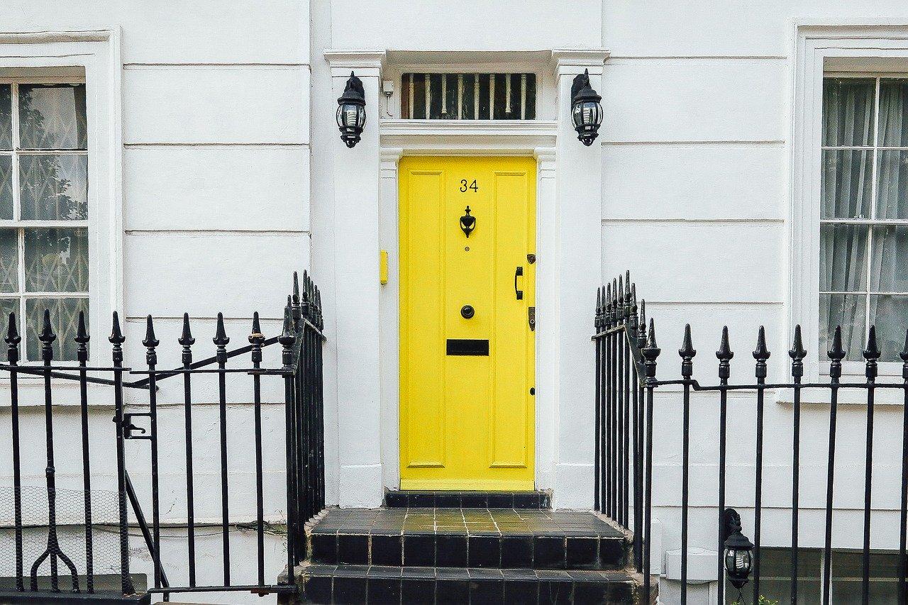 Czy schody wejściowe mogą być wysokie?