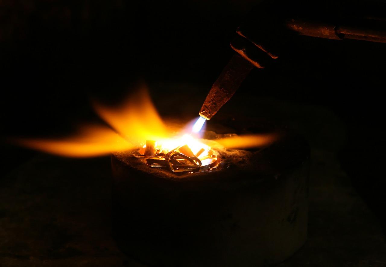 Metody łączenia stali. Zgrzewania i spawanie.